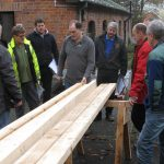 Coed Cymru deliver Softwood Visual Strength Grading Courses 2016