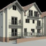 Homegrown timber selected for new housing development 2016