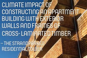 Climate Impact Of Constructing An Apartment with CLT