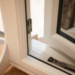 From garden sleeper to beautiful window. Challenging perceptions about Welsh timber