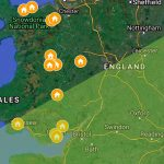 Google Map highlights exemplar timber housing projects in Wales