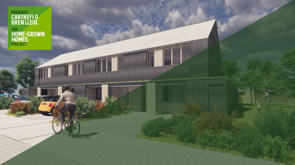 Zero Carbon Homes—Zero Carbon Timber Solutions for Wales