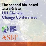 PARTNER EVENT: Lunchtime update: Timber and bio-based materials at UN Climate Change Conferences